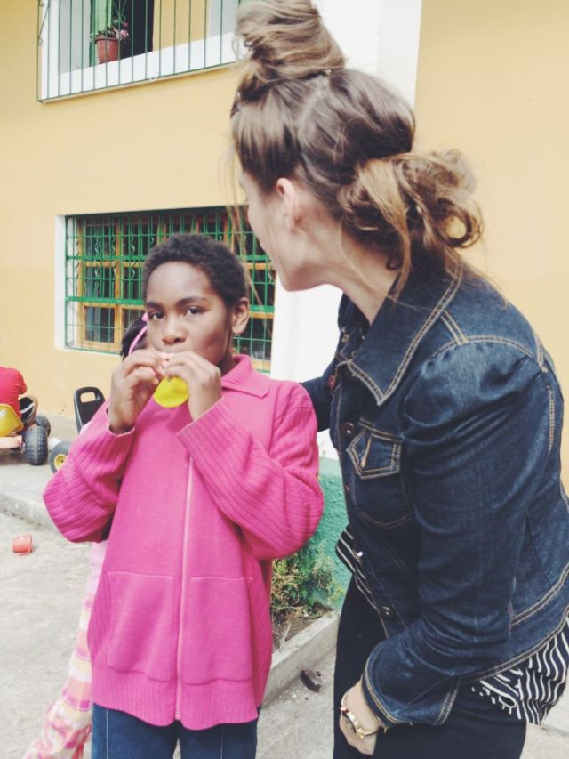 Nichole Criss in Ecuador | the Justice Tour | Beyond the Contrast