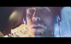 "Screenshot from Ryan's new short film, ""Citizenship""."